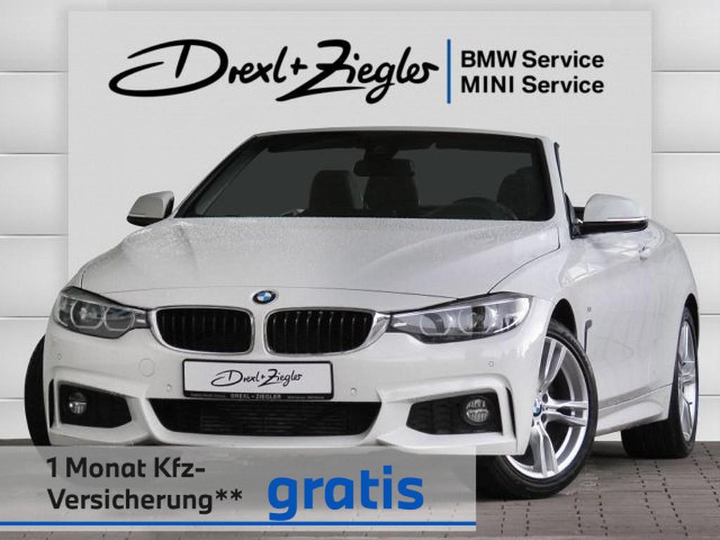 BMW 420 d Cabrio M Sport NaviPro