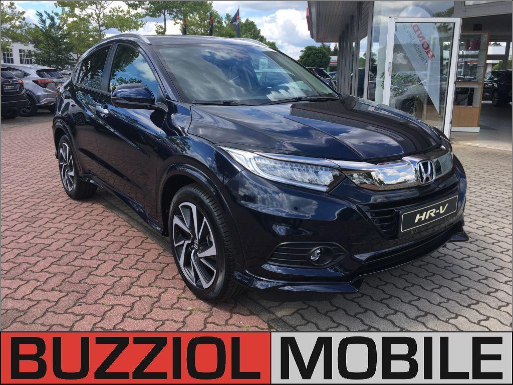 Honda HR-V 1.5 i-VTEC Executive (RU)