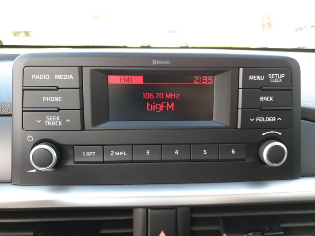 Kia Picanto 1.2 Edition 7 EU6d-T Multif Lenkrad Spieg beheizbar