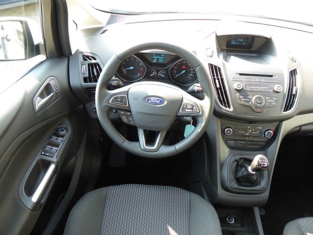 Ford Grand C-Max inkl Garantieschutzbrief