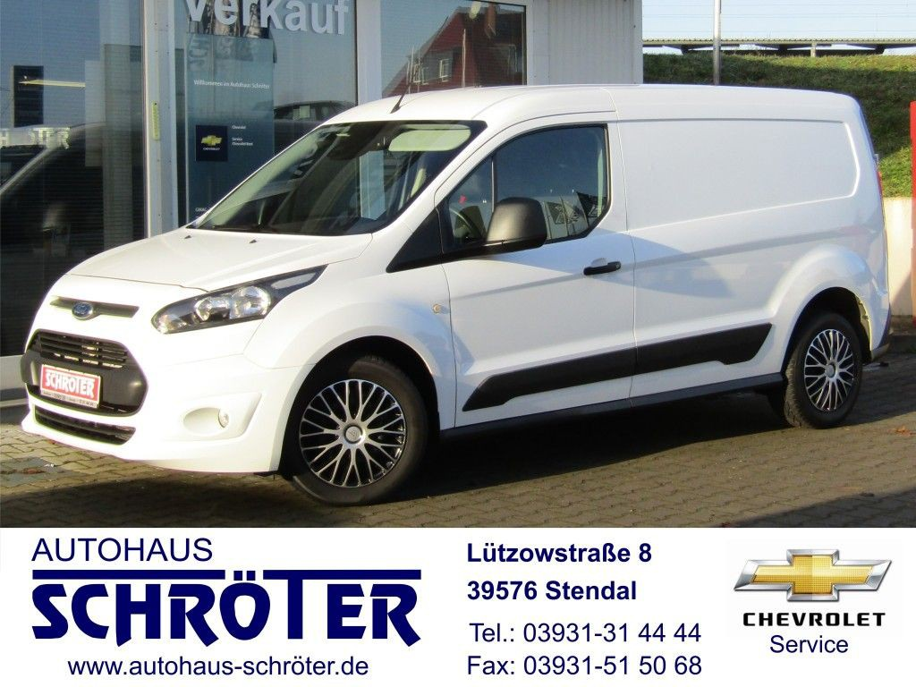 Used Ford Transit Connect 1.6