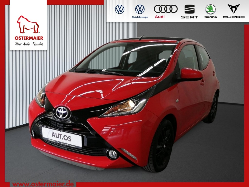 Toyota Aygo 1.0 L X-BUSINESS 69PS Te