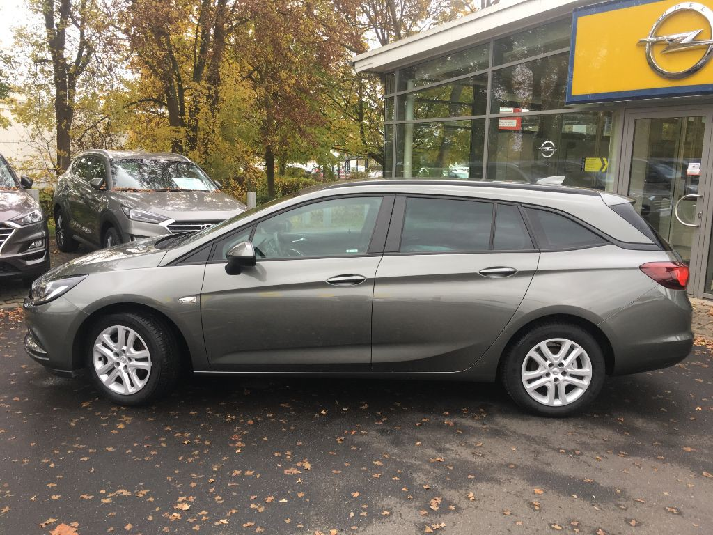 Opel Astra 1.4 Turbo Sports Tourer Edition MwSt