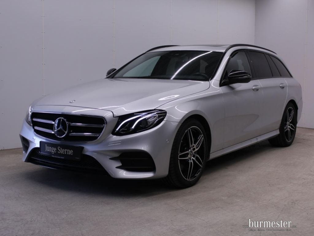 Mercedes-Benz E 200 T AMG Night