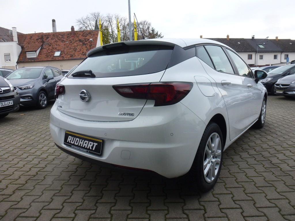 Opel Astra 1.0 Turbo Edition LkrHz