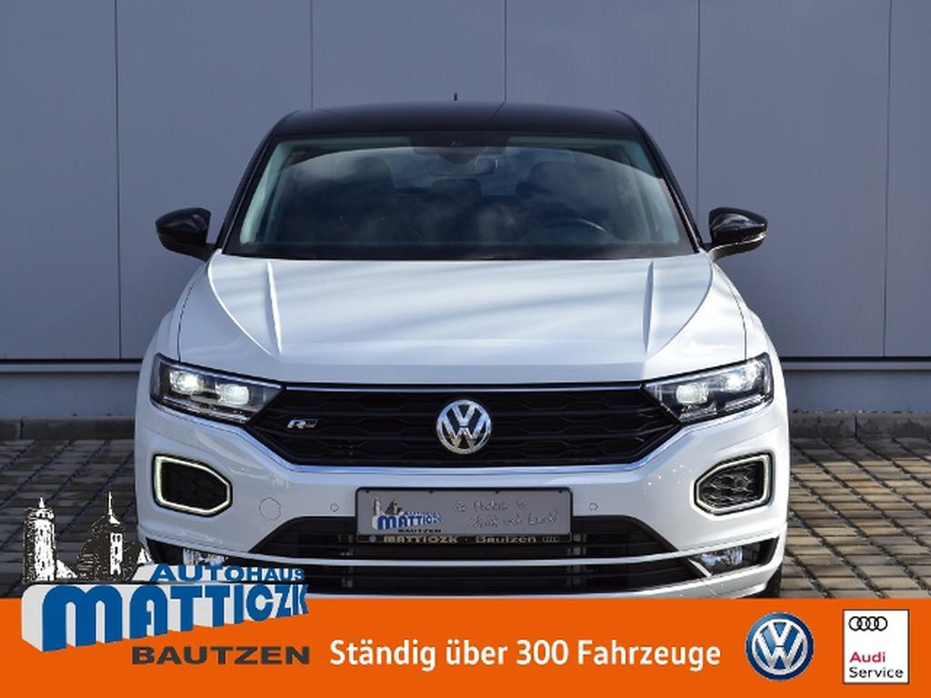 Volkswagen T-Roc 1.5 TSI (150 ) United R-LINE-EXTER