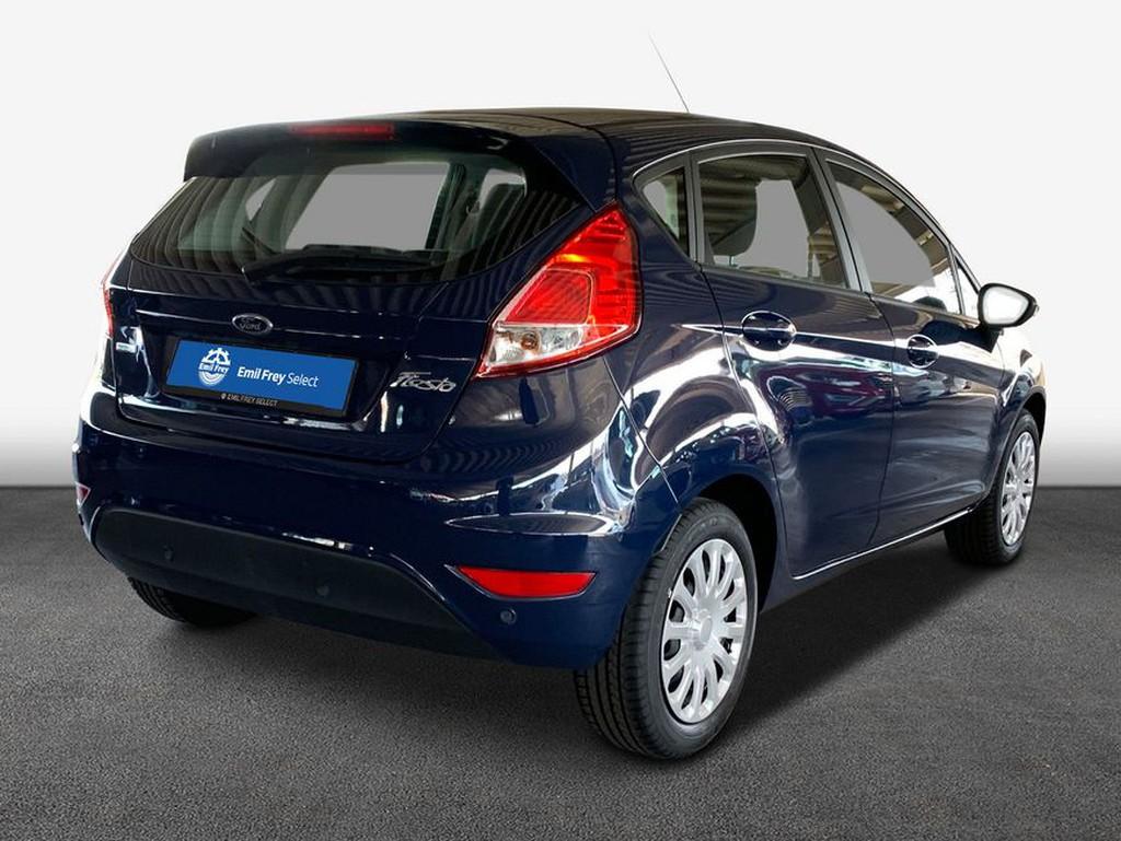 Ford Fiesta 1.0 EcoBoost Start-Stop Trend