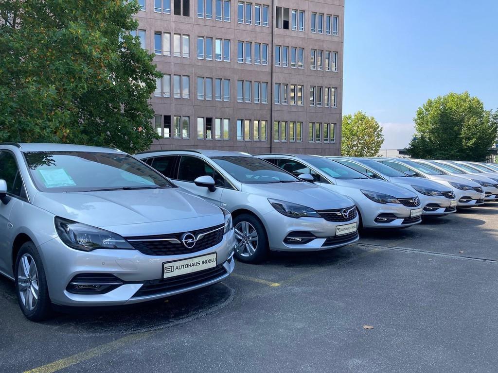 Opel Astra 1.2 K Elegance Lenk Euro6d