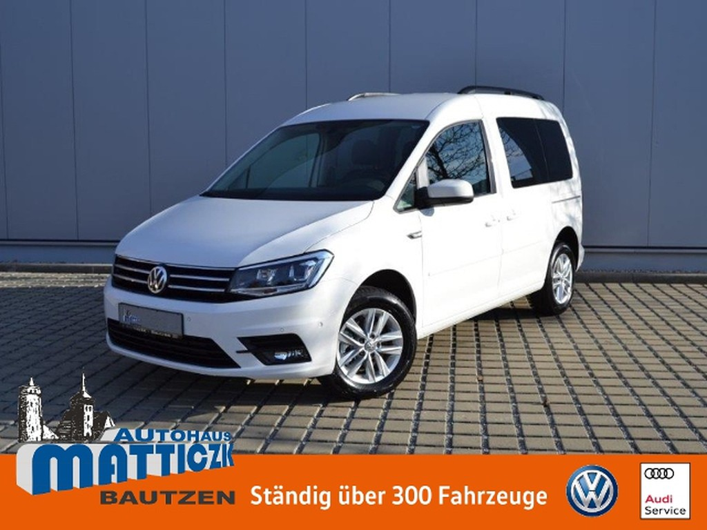 Volkswagen Caddy 2.0 TDI Comfortline PLUS-PAKET P