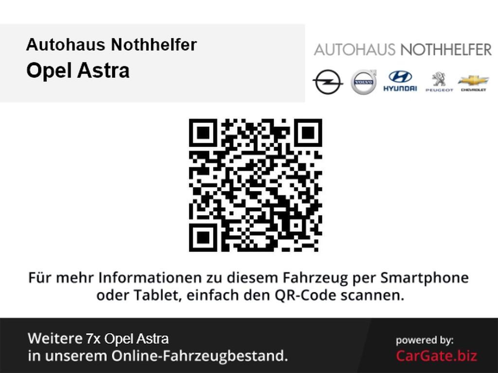 Opel Astra Multif Lenkrad