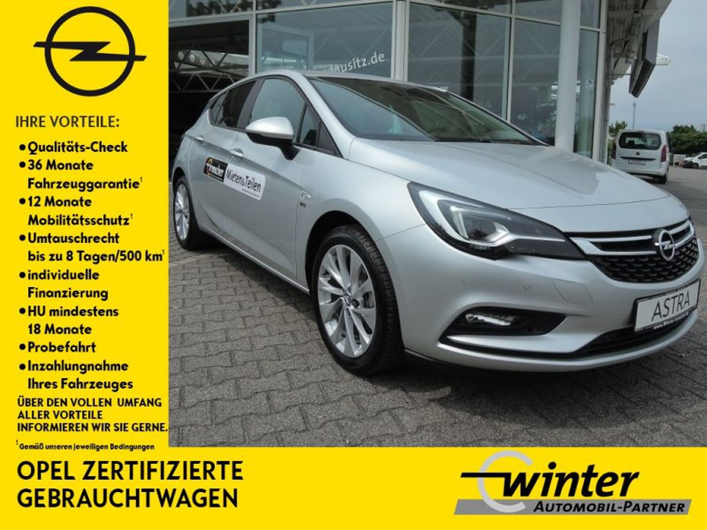 Opel Astra 1.4 120 Jahre