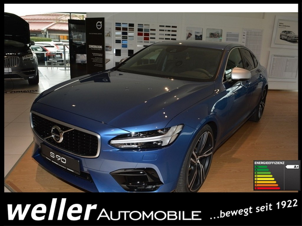 Volvo S90 D5 AWD R-Design Heico Selected
