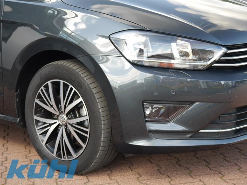 Volkswagen Golf Sportsvan 2.0 TDI Allstar Media