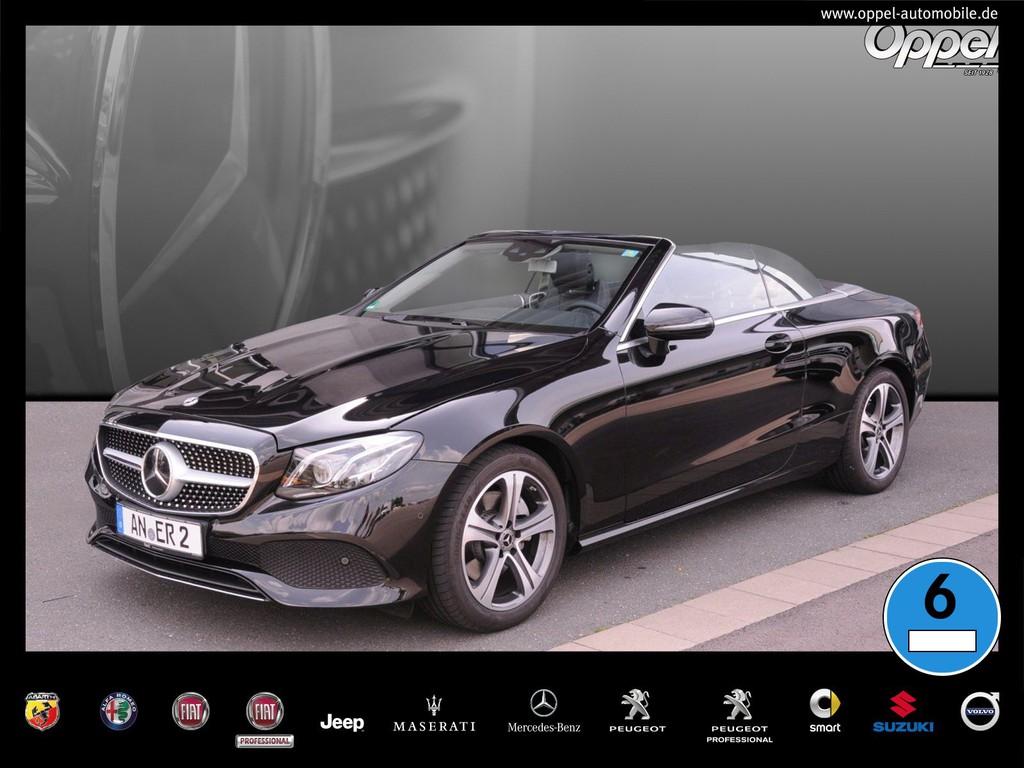 Mercedes-Benz E 300 d Cabrio AVANTGARDE