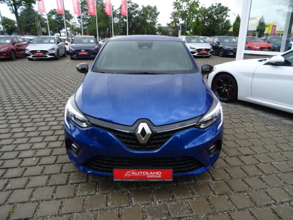 Renault Clio V INTENS TCe 100 City-Paket