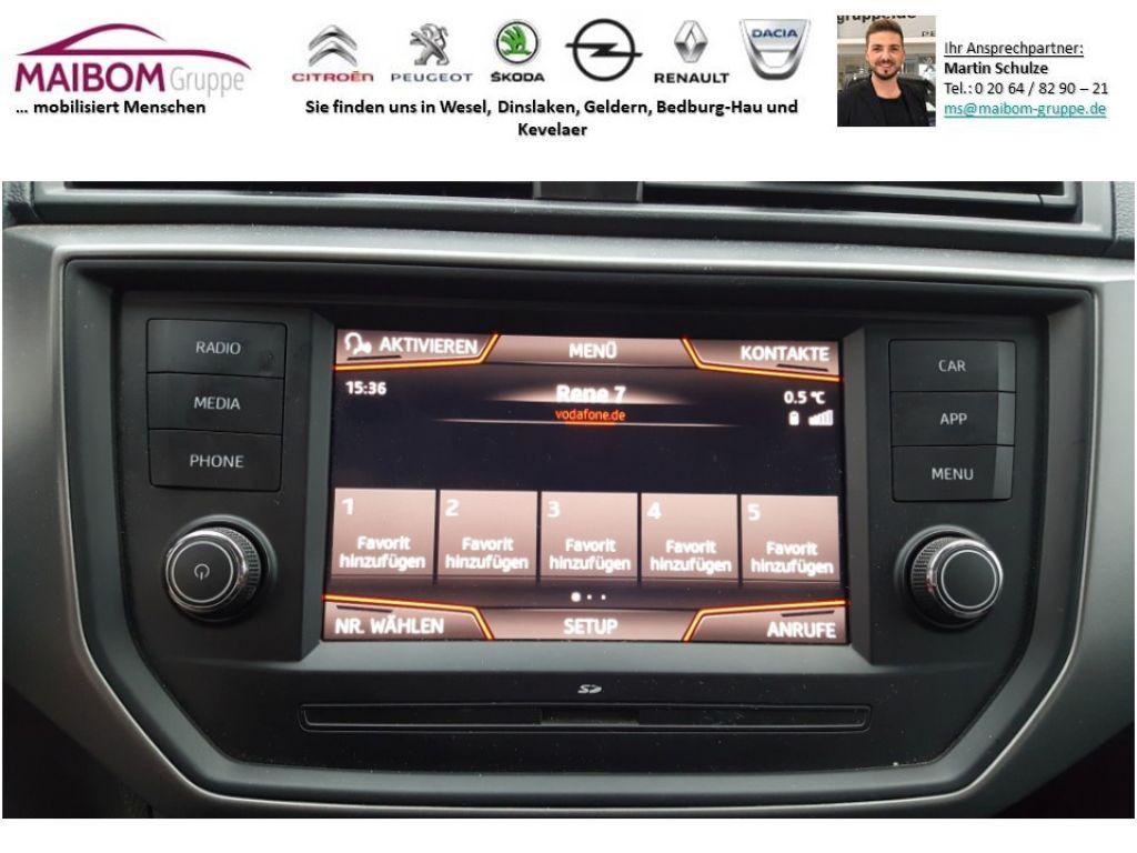 Seat Ibiza 1.0 TSI MPI