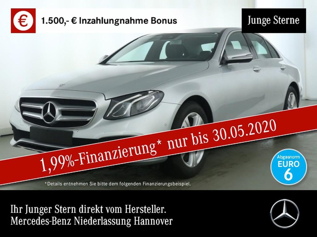 Used Mercedes Benz E-Class 200