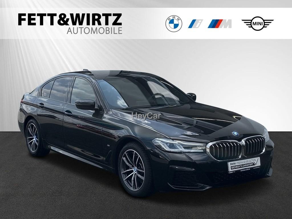BMW 520 d M Sport LCProf GSD Klimastz