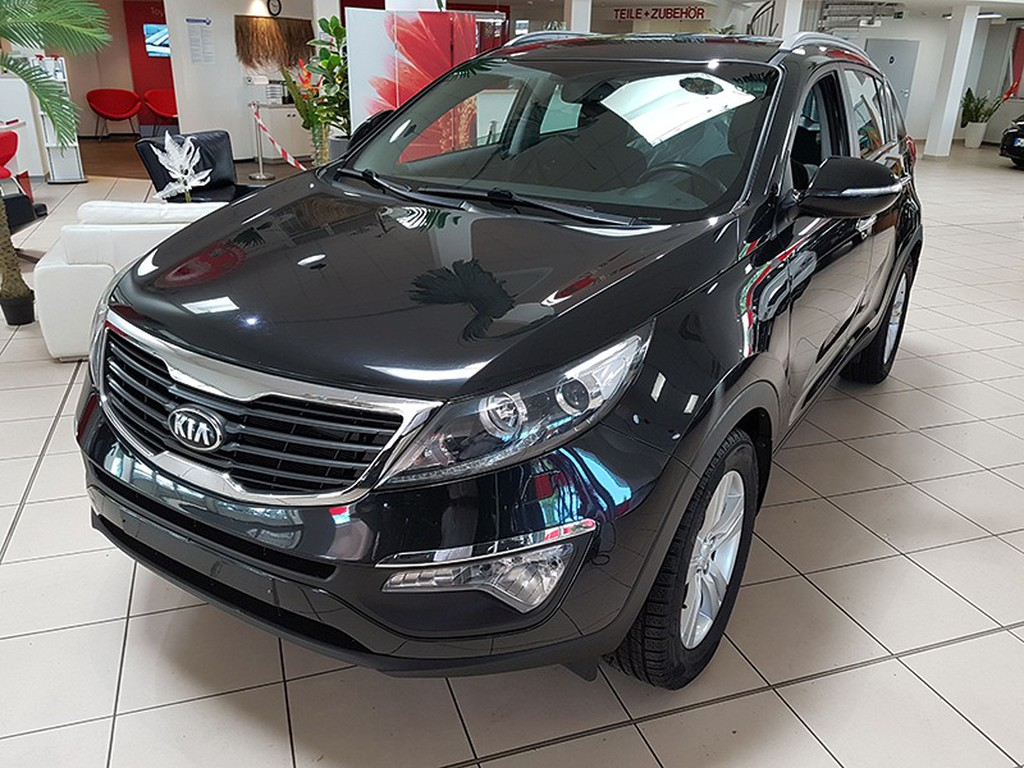 Kia Sportage 1.6 Attract