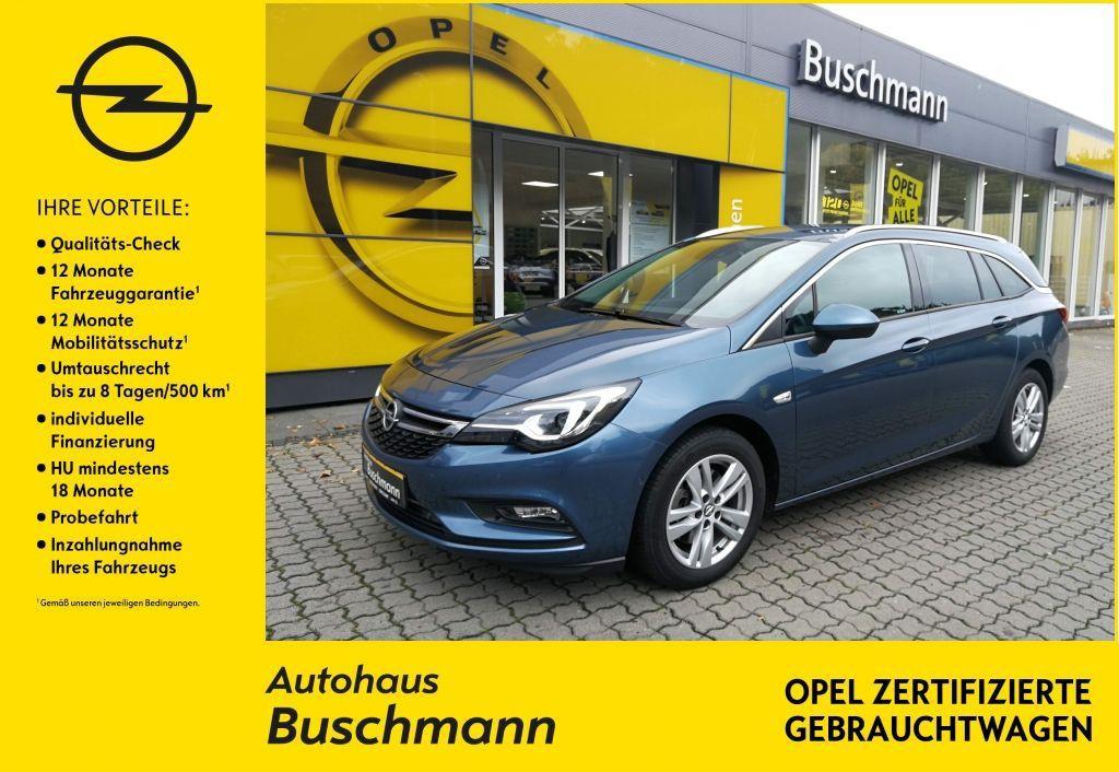 Used Opel Astra 1.6 Turbo