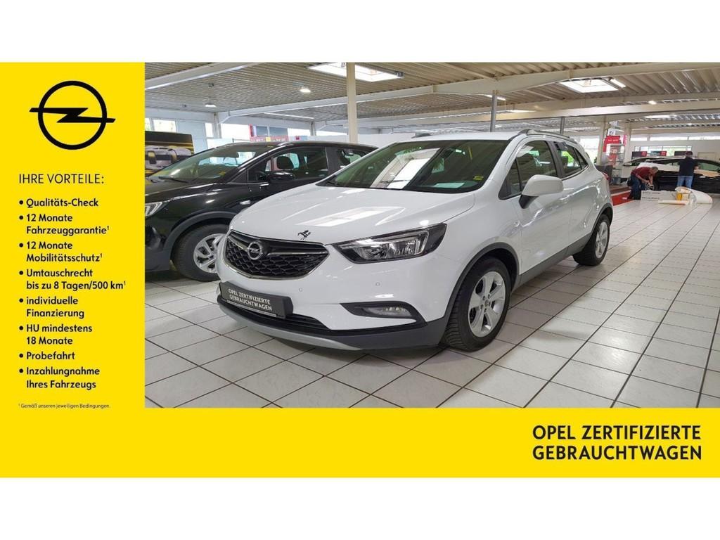 Opel Mokka 1.4 X Turbo Automatik