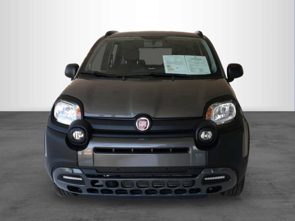 Fiat Panda 1.2 Waze 8V EU6d