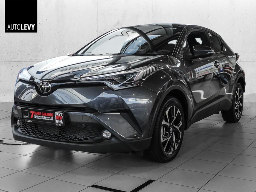 Toyota C-HR 1.2 Turbo Team D Paket und mehr