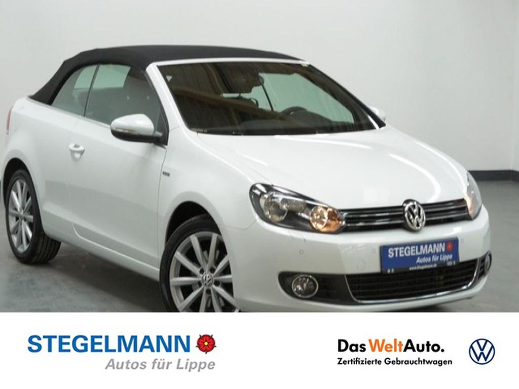 Volkswagen Golf 1.2 TSI VI Cabriolet Lounge Bluetoot