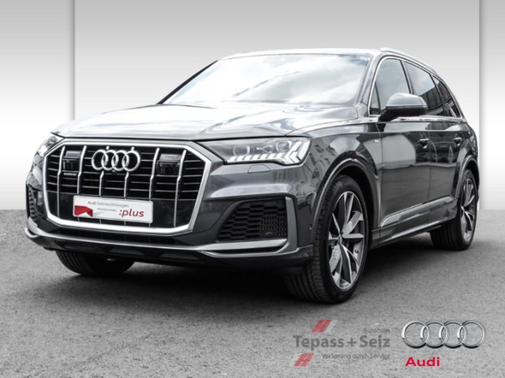 Audi Q7 3.0 TFSI 55 e quattro S-Line