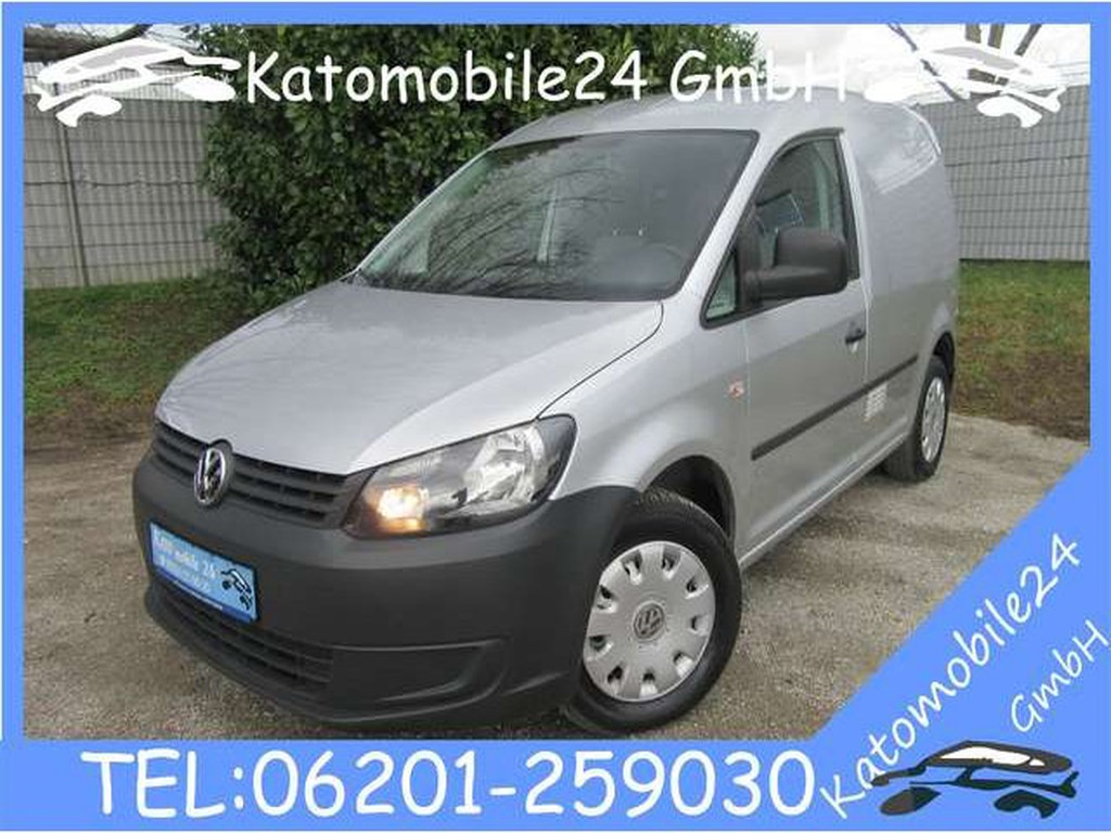 Used Volkswagen Caddy 2.0