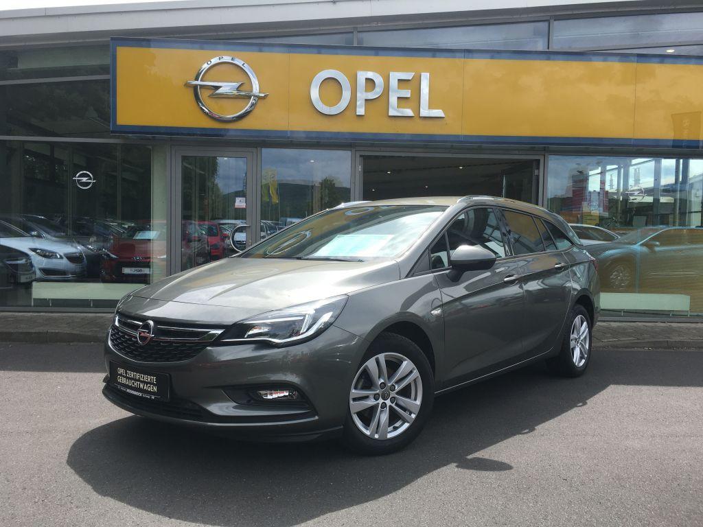 Opel Astra K RKam inkl