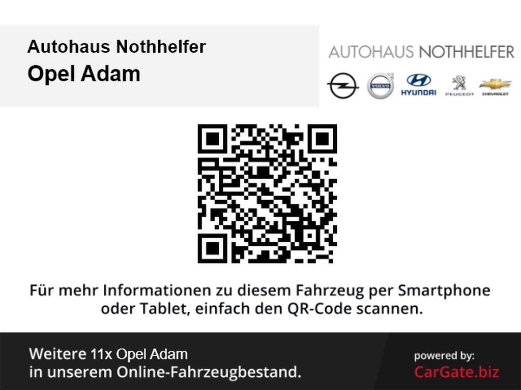 Opel Adam 1.4 S Turbo Multif Lenkrad