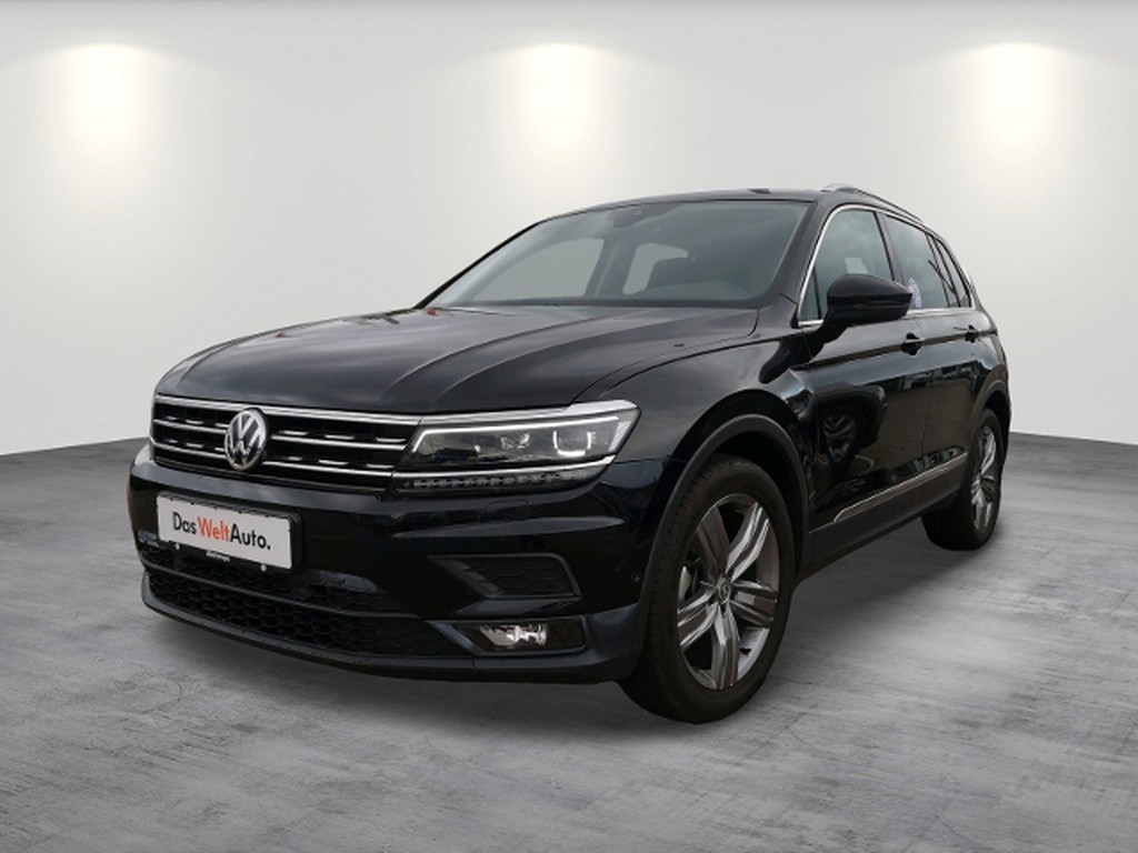 Volkswagen Tiguan 1.4 TSI OPF