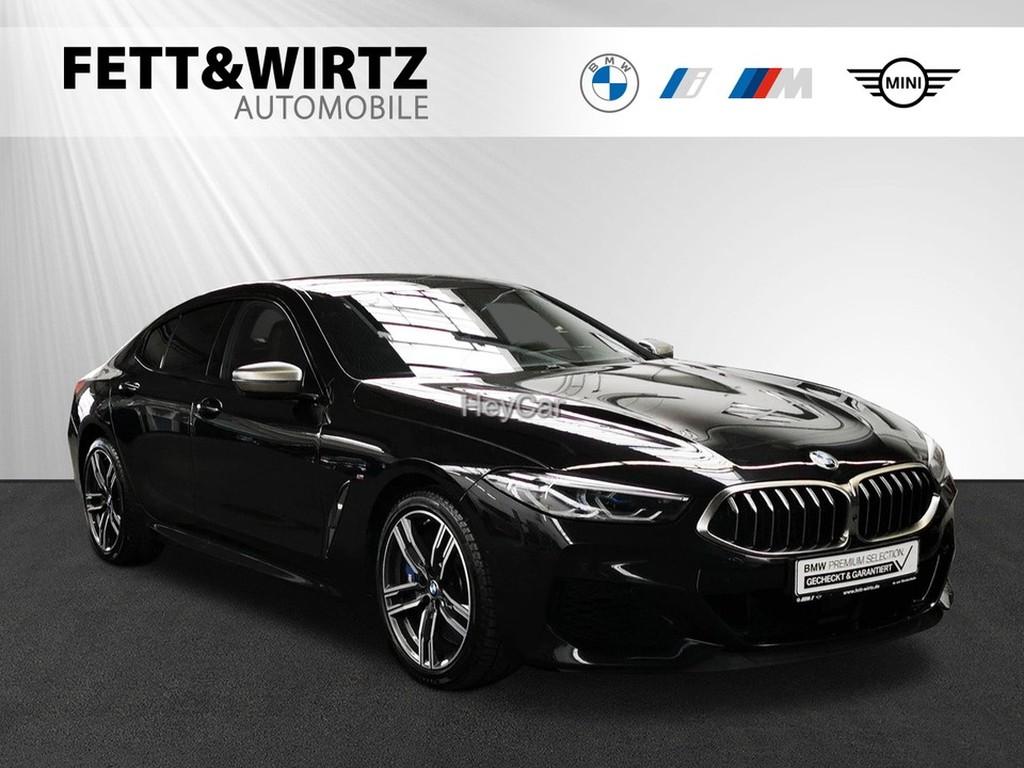 BMW 850 xDrive Gran Coupe Leas 925 - o Anz