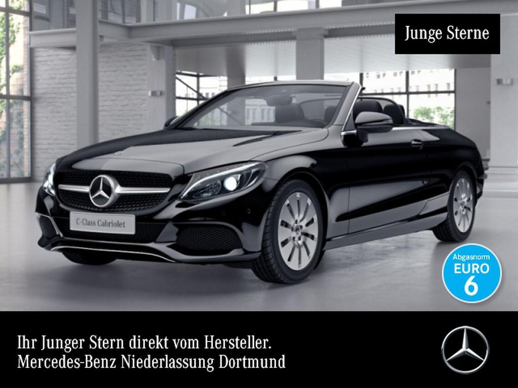 Mercedes-Benz C 200 Cab Spurhalt