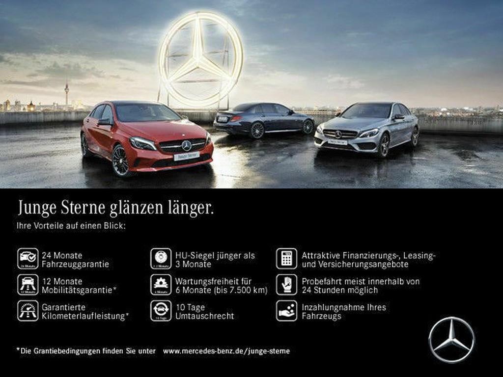 Mercedes-Benz S 63 AMG lang Burmester BRABUS