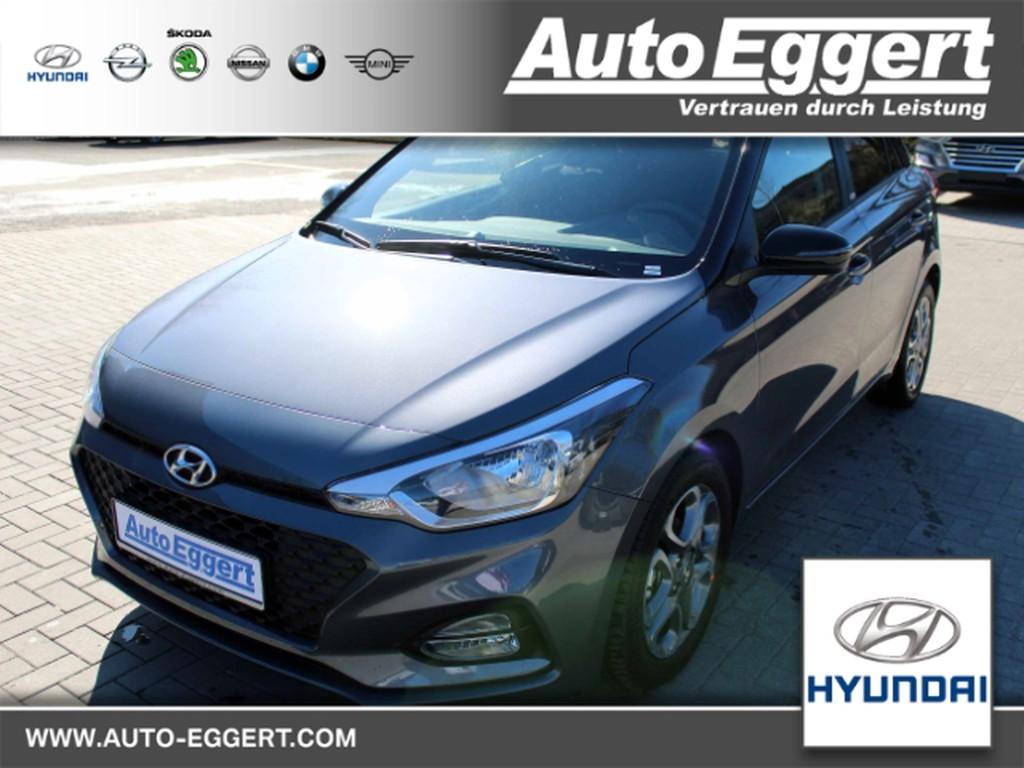 Hyundai i20 1.2 YES Plus Multif Lenkrad