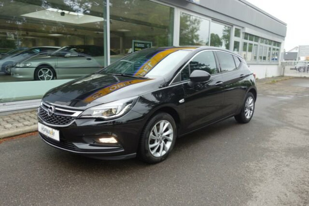Opel Astra K Lim 5T