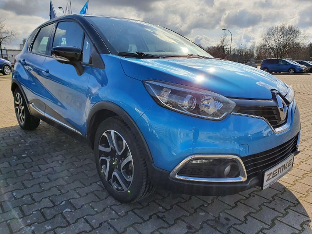 Renault Captur 1.2 TCe Luxe
