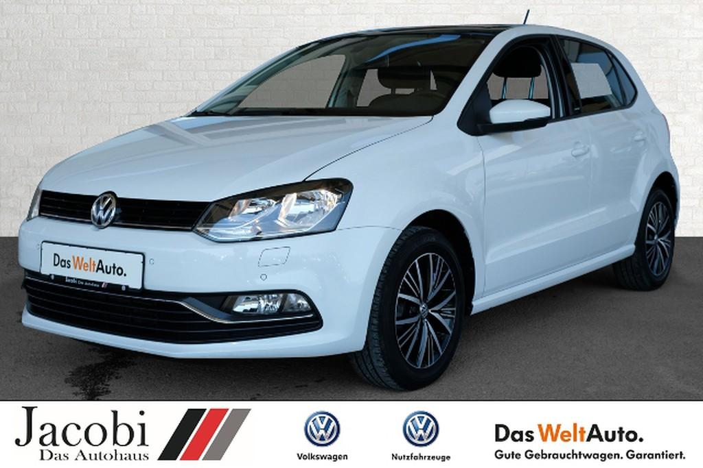 Volkswagen Polo 1.2 TSI Allstar Cli