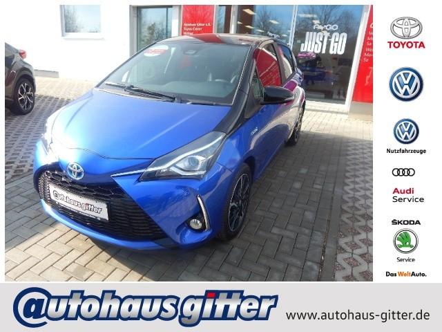 Used Toyota Yaris 1.5 vvt-i
