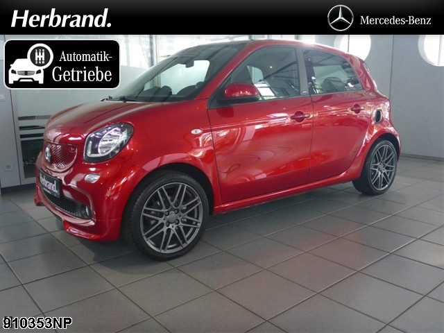 Used Smart Forfour 1.5 Brabus