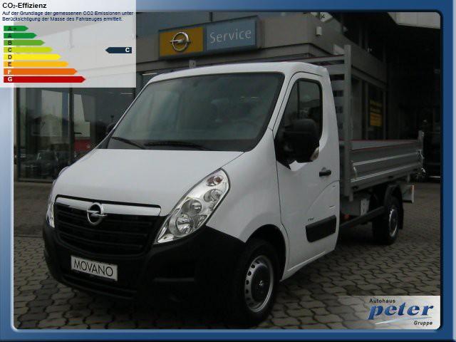 Used Opel Movano 2.3