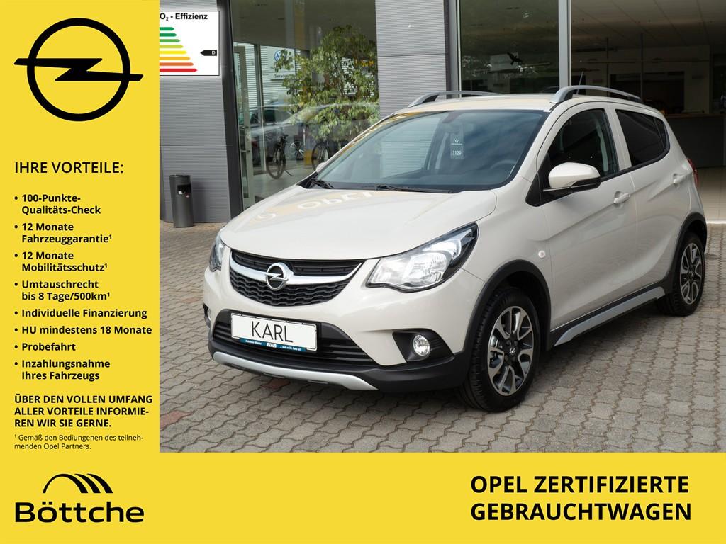 Used Opel Karl