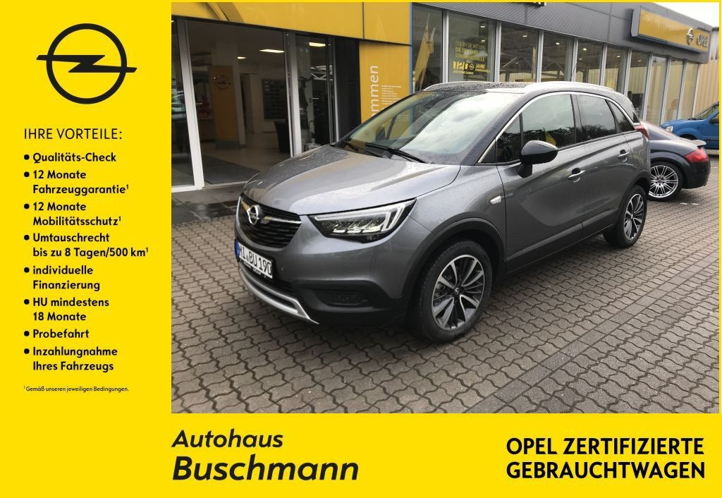 Used Opel Crossland X 1.2