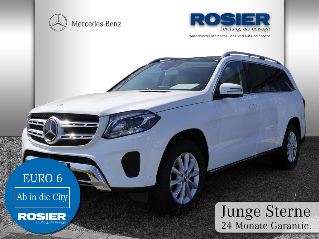 Used Mercedes Benz Gls-Class