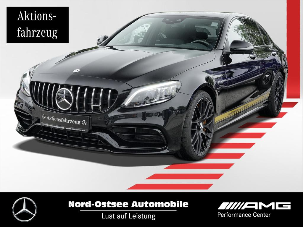 Used Mercedes Benz C-Class 63 AMG