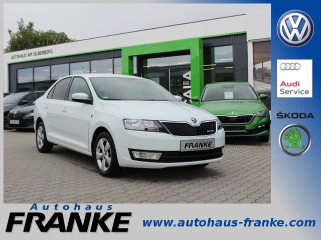 Used Škoda Rapid 1.6 TDI