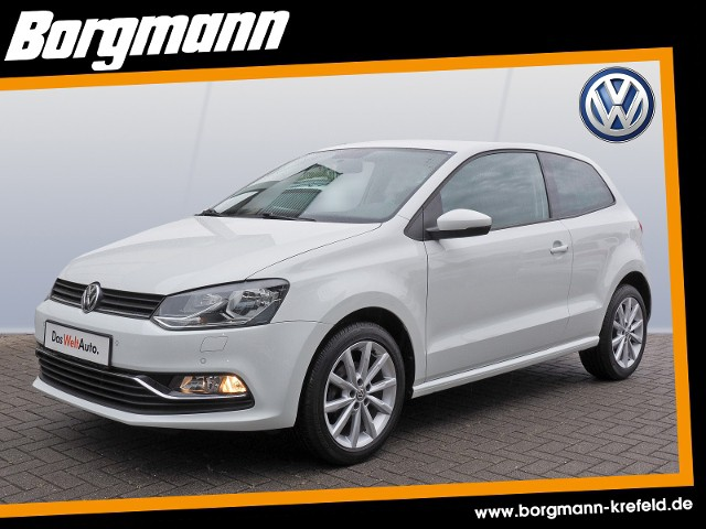 Used Volkswagen Polo 1.2 TSI