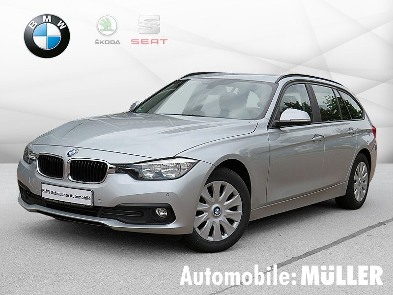Used Bmw 3 Series 318d